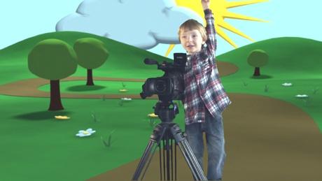 obrázek ze znělky Juniorfilm